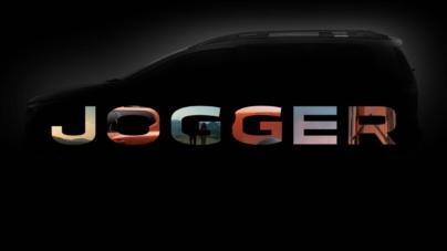 Dacia Jogger, numele viitorului model cu șapte locuri care va fi prezentat la IAA Munchen