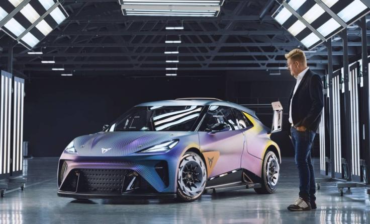 Cupra UrbanRebel, interpretare radicală a viitorului vehiculul electric urban al grupului Volkswagen