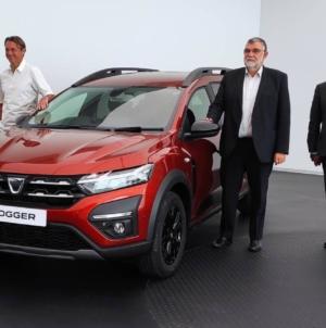 Denis le Vot, CEO Dacia: Am venit în România având în bagaje viitorul Duster