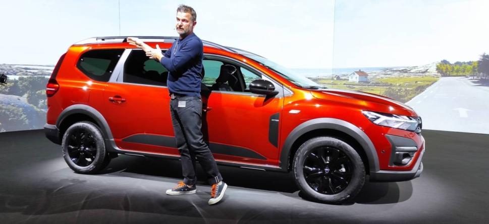 Aceasta este Dacia Jogger: Break, monovolum și SUV, toate la un loc