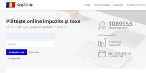 Ghişeul.ro va putea fi accesat și cu date biometrice