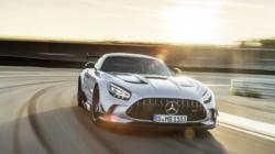 Cel mai puternic Mercedes-AMG creat vreodată, GT Black Series, a intrat în galeria Țiriac Collection