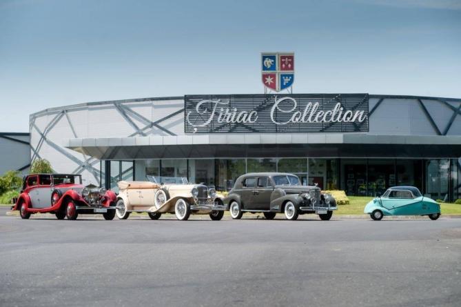 Țiriac Collection se extinde, temporar, cu o expoziție în aer liber