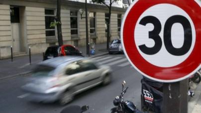 Parlamentul European recomandă reducerea vitezei de deplasare în orașe la 30 km/h