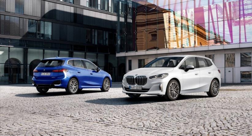 BMW Seria 2 Active Tourer a ajuns la a doua generație