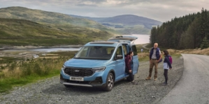 Ford a prezentat un Tourneo Connect mai tehnologizat