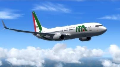 Alitalia a murit, trăiască ITA! Noua companie aeriană italiană a operat primul zbor