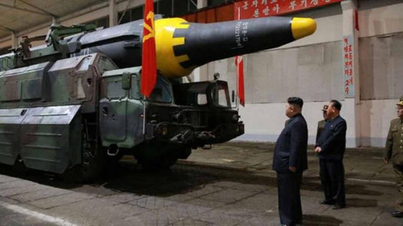 Coreea de Nord și-a prezentat cele mai avansate rachete balistice
